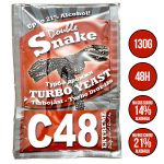 Double Snake C48 Turbo do 21% alkoholu